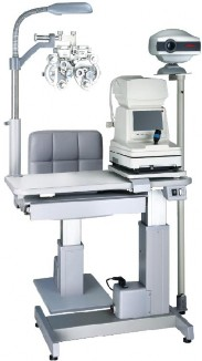 PPEC7500B Ophthalmic Unit