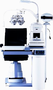 PPEC7506B Ophthalmic Unit