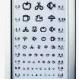 PPEC8021K LED Visual Chart