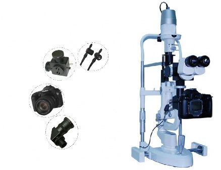 PPEC9253A Camera Connected Slit Lamp
